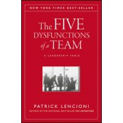 Unknown The Five Dysfunctions of a Team - Patrick Lencioni - Hardcover