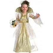Forum Novelties Little Designer Collection Royal Bride Child Costume, Small