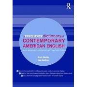 A Frequency Dictionary of Contemporary American English by Mark Dav...