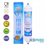 Icepure RWF0300A Waterfilter voor Koelkasten met Externe Waterfilter