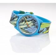 Reloj Solar RP00J027Y Smile Solar The SPICE Limited Collection Análogo Solar-Azul