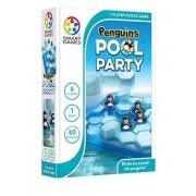 SmartGames Penguins Pool Party Child Niño/niña Juegos educativos (Multicolor, Child, Niño/niña, 6 Año(s), 60 Pieza(s), 170 mm)