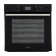 Hotpoint SA2540HBL Single Built In Electric Oven - Black