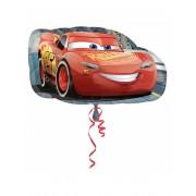 Balão alumínio Cars 3