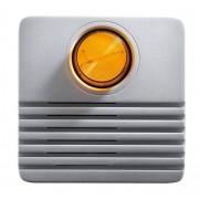 SOMFY Tråslös utomhussiren med varningslampa