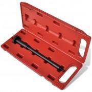 vidaXL Nástroj pre odstránenie medenej podložky injekcie motora