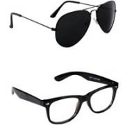Rich Club Wayfarer, Aviator Sunglasses(For Boys & Girls)