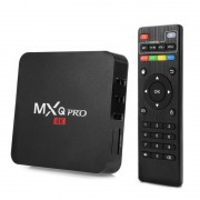 Mini PC Smart TV BOX, Quad-Core, 4K Ultra HD, WIFI, 8GB HDD, 1GB DDR3, HDMI, Android 6.0, Transforma Televizorul in SMART TV