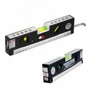 Nivela Laser cu Boloboc si Ruleta 1.5m Level Pro 4 LV04