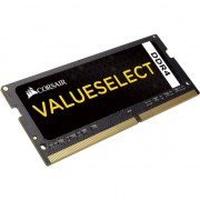 Memorie Corsair ValueSelect 4GB SODIMM, DDR4, 2133 MHz, CL 15, 1.2V, Black