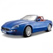 Метална количка - Maserati GT Spyder, Bburago Gold, 093140