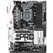Дънна платка ASROCK H270 PRO4, Intel LGA 1151, DDR4, PCI Express