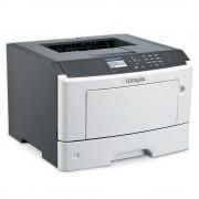 Mono Laser Printer Lexmark MS417dn Промо цена, валидна до 30 Април!!! Посочената цена не може да се използва за участие в тръжни процедури! - Duplex; A4; 1200 x 1200 dpi; 38ppm; 256 MB;capacity: 300 sheets;paper output:150 sheets; GigEthernet, USB, p