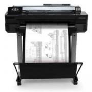 Мастилоструен плотер HP DesignJet T520 24-in Printer, USB 2.0, Ethernet, Wi-Fi, CQ890C