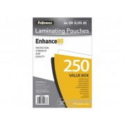 Folie laminat Fellowes A4, 80 microni