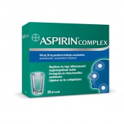 BDV Aspirin Complex 500mg/30mg granulátum belsőleges szuszpenzióhoz 20x