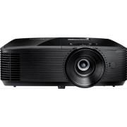 Videoproiector Optoma S334e, SVGA (800 x 600), 3800 lumeni, Contrast 22000:1, 3D Ready (Negru)