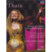 Video Delta Jules Massenet - Thaïs - DVD