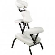 MOVIT® Massagestuhl, Massageliege, Weiß