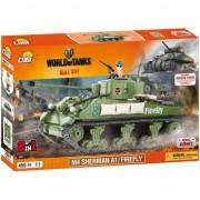 Set de Constructie Cobi World of Tanks M4 Sherman