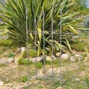 Treillage support plante 108x46cm