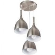 LeArc Designer Lighting Glass Metal Pendent Multiples HL3776-3