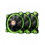 Hladnjak za kućište Thermaltake Riing 12 Green 3kom. CL-F055-PL12GR-A