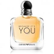 Armani Emporio Because It's You eau de parfum para mujer 150 ml