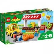 Конструктор Лего Дупло - Фермерски пазар - LEGO DUPLO Town, 10867