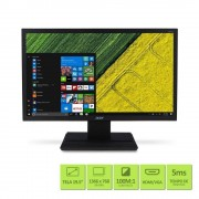 "Monitor 19,5"" LED ACER - VGA - Vesa - HDMI - Inclinacao 25O - V206HQL"