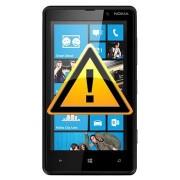 Nokia Lumia 820 SIM Kaartlezer Reparatie