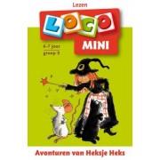 Boosterbox Mini Loco - Avonturen van Heksje Heks (AVI Start/M3 6-7 jaar)