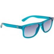 Tommy Hilfiger Wayfarer Sunglasses(Grey)