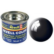 Black, gloss 14 ml Revell RV32107