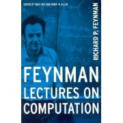Feynman Lectures on Computation, Paperback