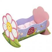 Fantasy Fields - Magic Garden Rocking Bed for Dolls