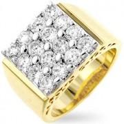J Goodin Cubic Zirconia Men's Ring R06238T-C01