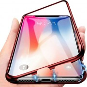 Magnetic Apple iPhone Cauza 11 Pro Max Red