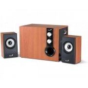 GENIUS SW-HF2.1 1205 2.1 Classical wood zvučnici