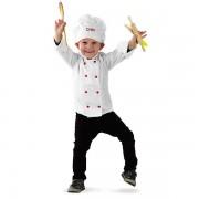 Lobbes Verkleedset Top Chef - M