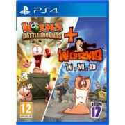 PS4 Worms Battlegrounds + Worms WMD - Double Pack EU
