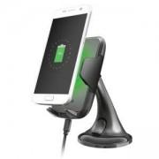 Зарядно устройство TRUST Yudo10 Wireless Fast-charging Car Phone Holder, 23133