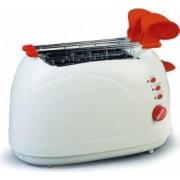 Toaster Ardes 2 felii 750W Alb