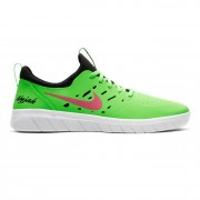 Nike SB Skate boty Nike SB Nyjah Free green strike/watermelon-green st