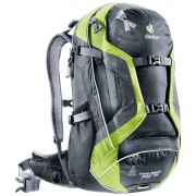 Deuter Trans Alpine Pro 28L Backpack - Black/Kiwi