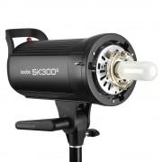 godox sk300ii - flash professionale da studio - ng 58