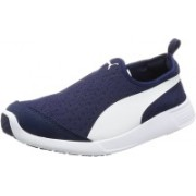 Puma ST Trainer Evo Slip-on Running Shoes For Men(Blue)