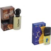 Set of 2 Chocolate-ILU Perfume
