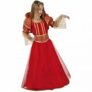Geen Rode koningin kostuum voor meisjes