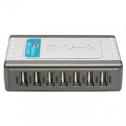 D-LINK USB hub USB 2.0 sa 7 porta - DUB-H7